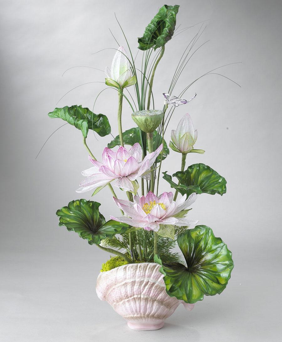 Quando comporre i fiori diventa un'arte: teoria e pratica