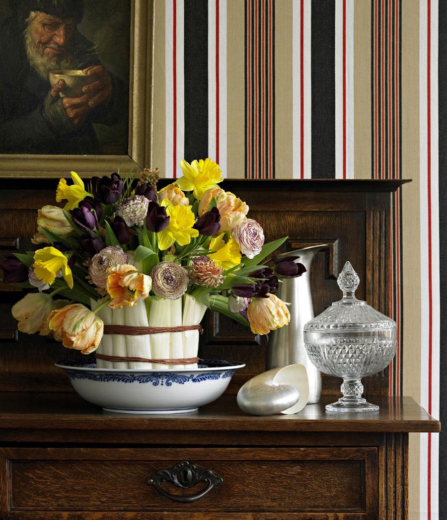 I Princìpi primari per comporre con i fiori