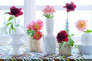 Gli stili compositivi nell'arte floreale italiana
