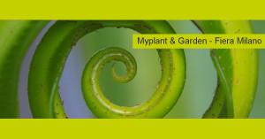 MyPlant & Garden International Green Expo @ Fiera Milano - Rho  (MI) | Rho | Lombardia | Italia
