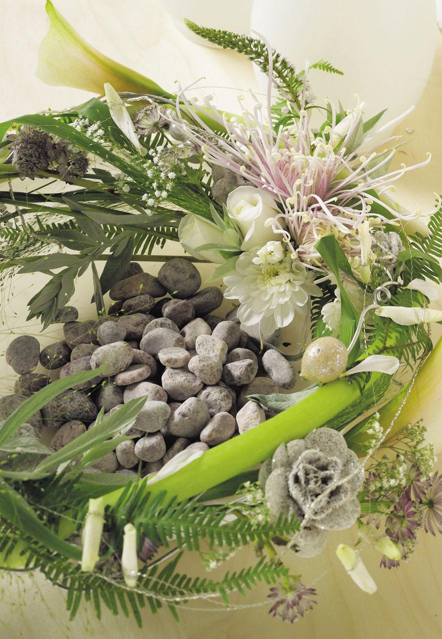 Arte floreale: partire dal fiore o dal design