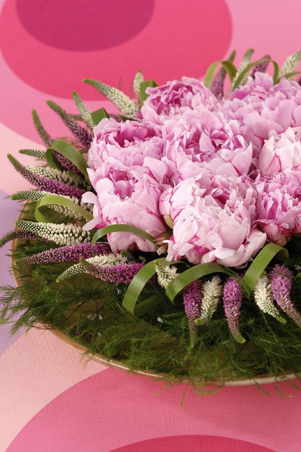 Paeonia fiore del mese di Giugno