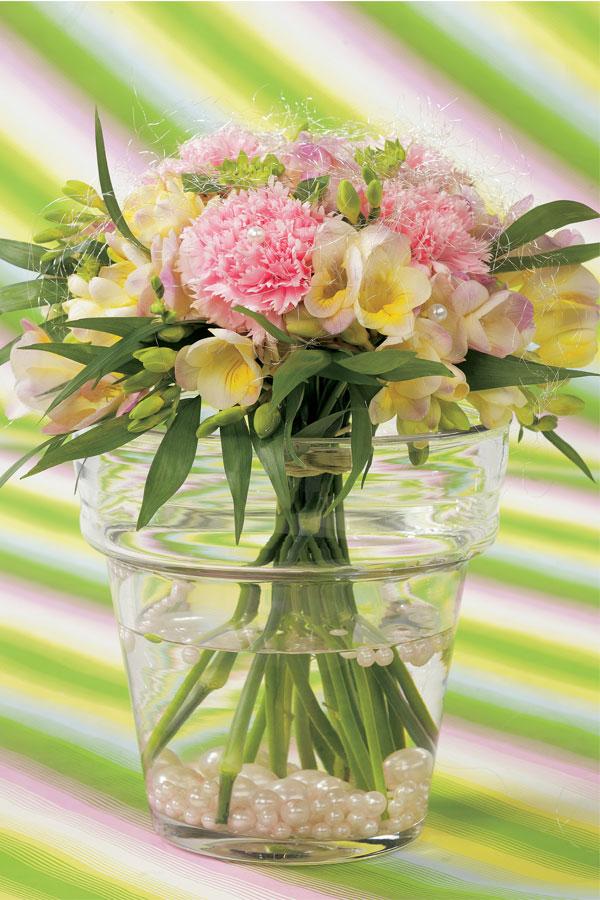 Prevenire i danni da etilene nei fiori recisi