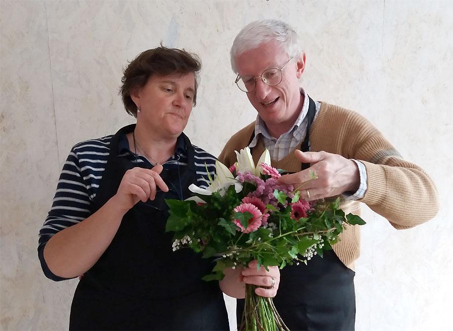 Milano Composizioni floreali Nozze Addobbi matrimonio